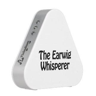 the earwig whisperer speaker