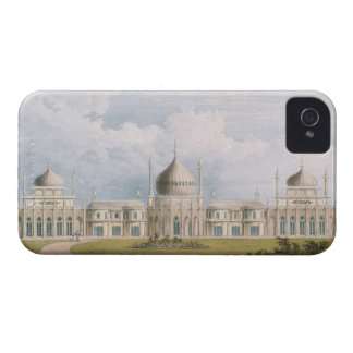 The East Front from Views of the Royal Pavilion iPhone 4 Cases