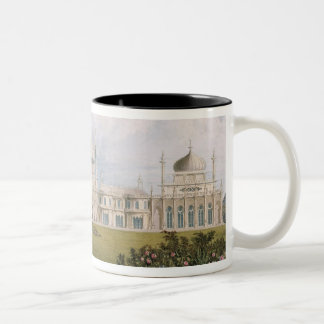 The East Front, from 'Views of the Royal Pavilion, Mugs