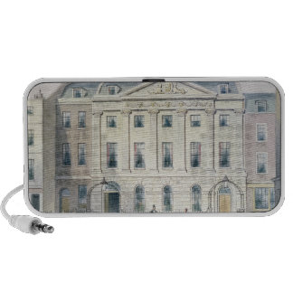 The East front of Skinners' Hall, 1851 iPhone Speaker