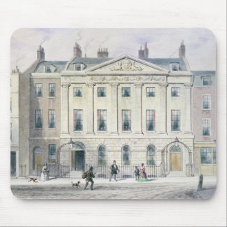 The East front of Skinners' Hall, 1851 Mouse Pad