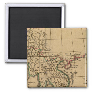 The East India 2 Inch Square Magnet