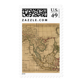 The East India Postage Stamps