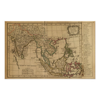 The East India Poster