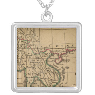 The East India Silver Plated Necklace