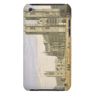 The East Prospect of the Abbey of St. Peter and th iPod Touch Case