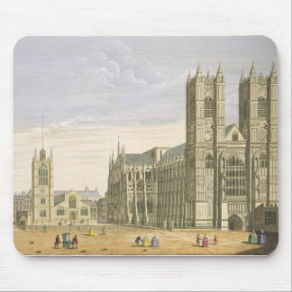 The East Prospect of the Abbey of St. Peter and th Mouse Pad