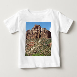 The East Temple Zion National Park in Utah Baby T-Shirt