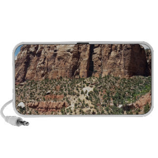 The East Temple Zion National Park in Utah Mini Speaker