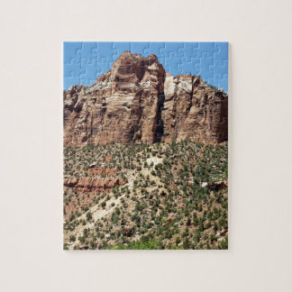 The East Temple Zion National Park in Utah Puzzle