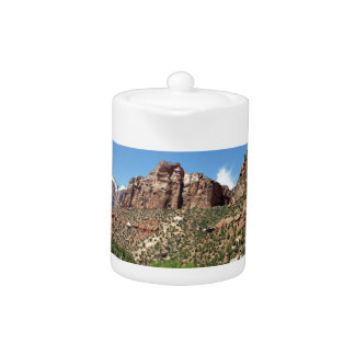 The East Temple Zion National Park in Utah Teapot