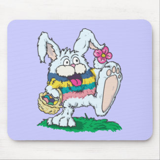 the Easter bEGGunny Mouse Pad