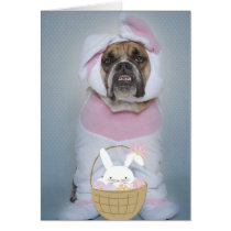 The Easter Bully Card