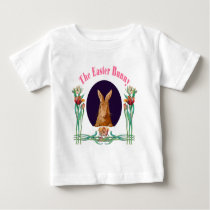 The Easter Bunny Baby T-Shirt