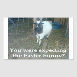 The Easter Bunny Sticker