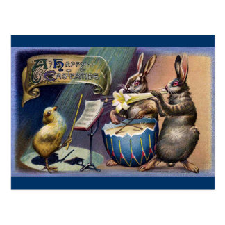 The Easter Concert Post Cards