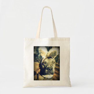 The Easter Dog Tote Bag