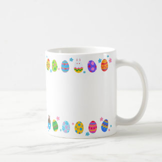 < The Easter egg and rabbit side it lines up, Coffee Mug