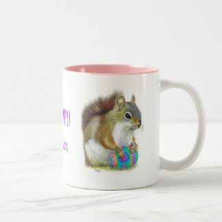 The Easter Nut Mug