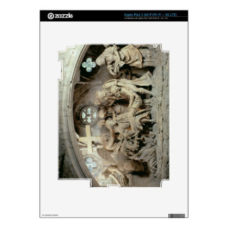 The Easter Sepulchre, 1554-64 (stone) iPad 3 Decal
