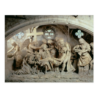 The Easter Sepulchre, 1554-64 (stone) Postcard
