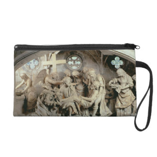 The Easter Sepulchre, 1554-64 (stone) Wristlet Purse