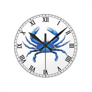The Eastern Blue Crab Clock