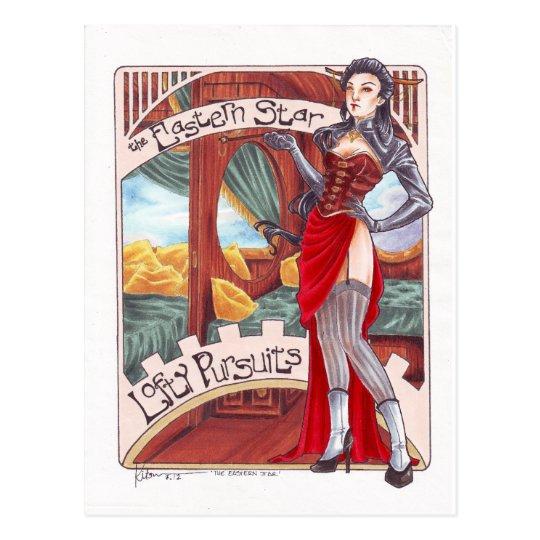 The Eastern Star postcard