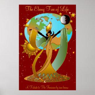 The Ebony Tree Poster