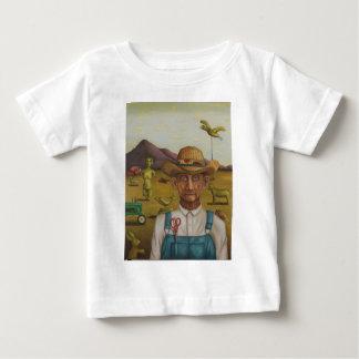 The Eccentric Farmer Baby T-Shirt