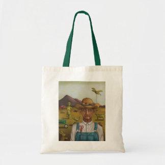 The Eccentric Farmer Canvas Bags