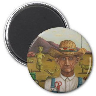 The Eccentric Farmer Magnet
