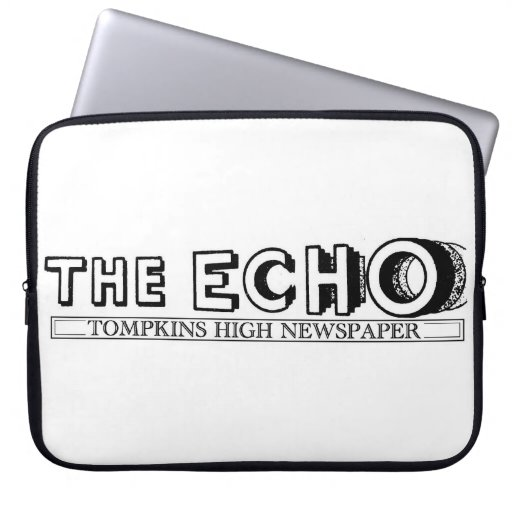 THE ECHO Electronics Bag BY FLOYD LEWIS Laptop Sleeve