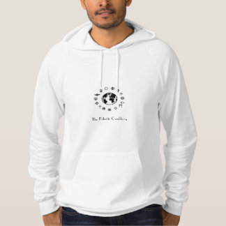 The Eclectic Cauldron Fleece ( Mens or Womens) Hooded Sweatshirt