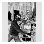 The Economic Rioter Poster