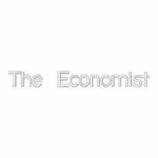 The Economist Embroidered Hooded Sweatshirt
