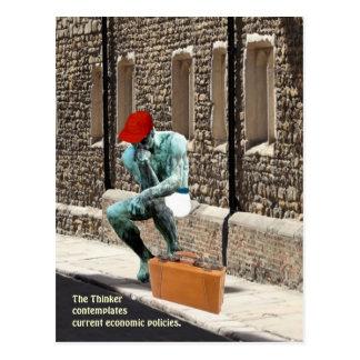 The Economy Postcard