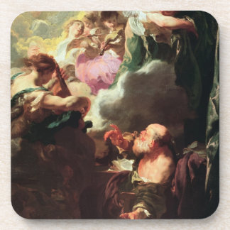 The Ecstasy of St. Paul, c.1628-29 (oil on canvas) Beverage Coaster
