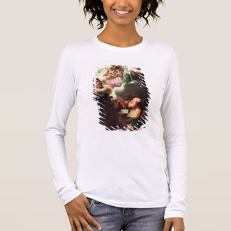 The Ecstasy of St. Paul, c.1628-29 (oil on canvas) Long Sleeve T-Shirt