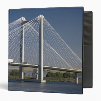 The Ed Hendler Bridge spans the Columbia River Binder