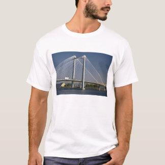 The Ed Hendler Bridge spans the Columbia River T-Shirt