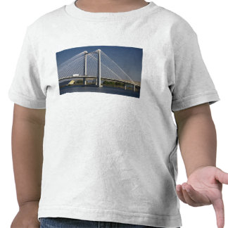 The Ed Hendler Bridge spans the Columbia River T-shirts
