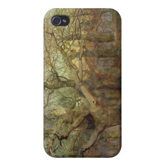 The Edge of Sherwood Forest, 1878 Cover For iPhone 4