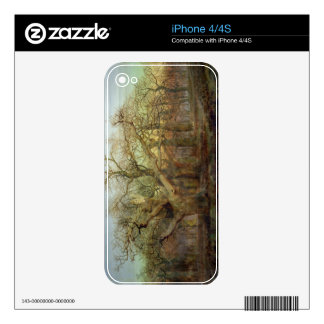 The Edge of Sherwood Forest, 1878 iPhone 4S Decals