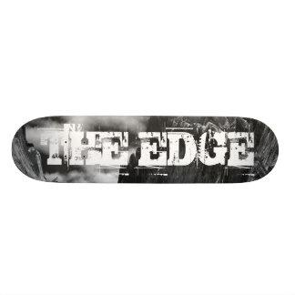 THE EDGE SKATE DECKS