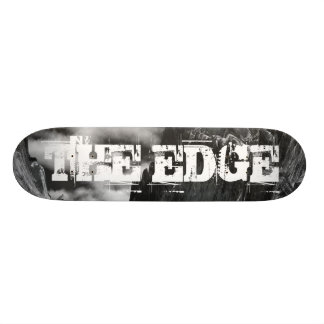 THE EDGE SKATEBOARD DECK