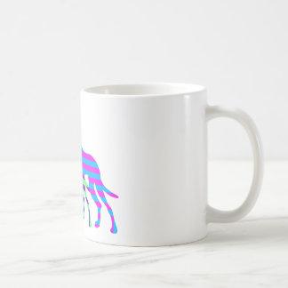 The Edged Great Dane Coffee Mug