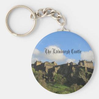 The Edinburgh Castle Keychain