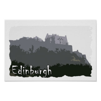 The Edinburgh Mood Poster