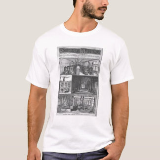 The Edison Electric Illuminating Co's Station T-Shirt